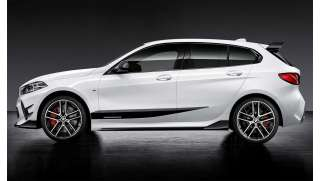 BMW M Performance Folierung 1er F40