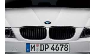 BMW Performance Nieren Ziergitter schwarz E92 E93