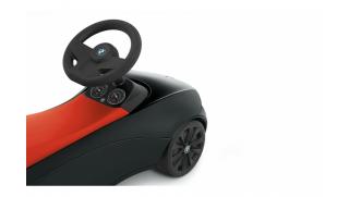 BMW Baby Racer schwarz/Orange