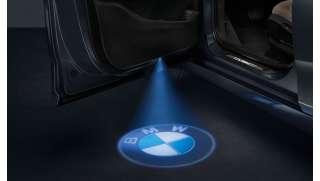 BMW LED-Türprojektoren 50mm