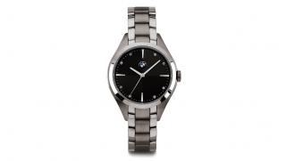 BMW Armbanduhr 3 Zeiger Uhr Damen