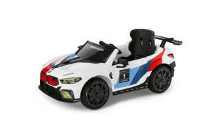 BMW M8 GTE Rideon weiß / racing livery