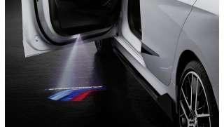 BMW M Performance Dias für Türprojektoren 3er G20 G21