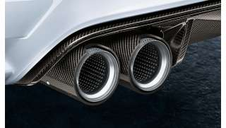 BMW M Performance Endrohrblenden Carbon M2 F87 M3 F80 M4 F82 F83M