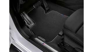BMW M Performance Fußmatten Velours vorne / hinten 1er F40 2er F44