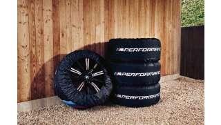BMW M Performance Reifentaschen