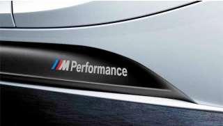 BMW M Performance Seitenschwellerfolien F20