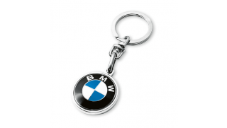 Schlüsselanhänger BMW Logo rund