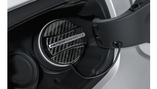 BMW M Performance Tankverschluss Kappe Carbon