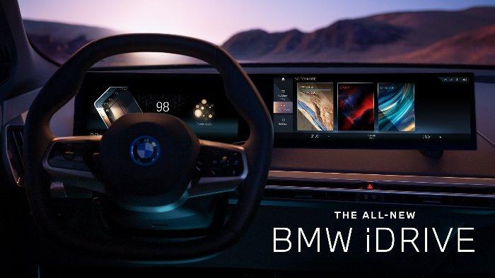 Die neue BMW iDrive Generation: BMW OS 8