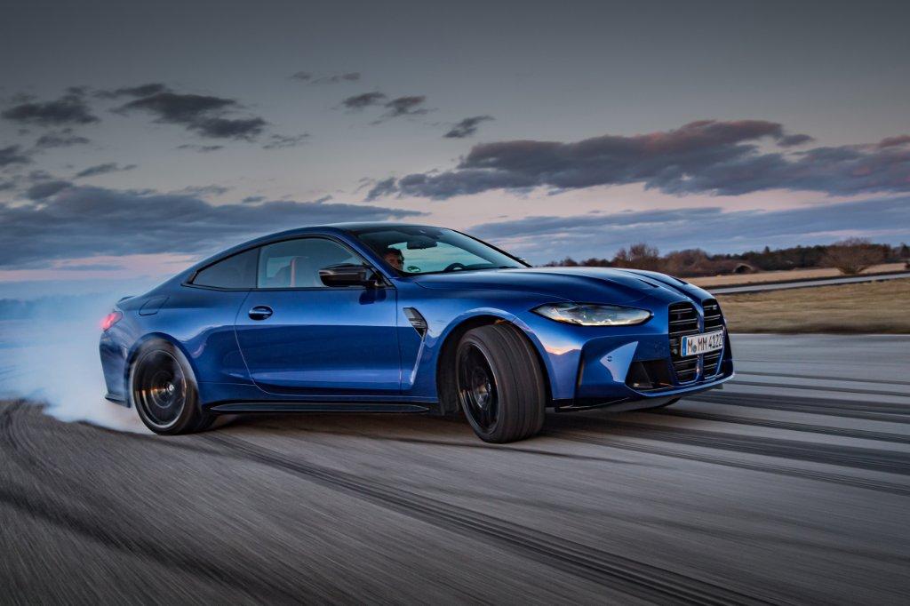 BMW M Traction Control und Drift Analyser: Neue Werkzeuge für ambitionierte M Fahrer