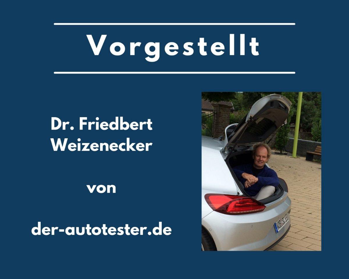 Vorgestellt: Interview mit Dr. Friedbert Weizenecker